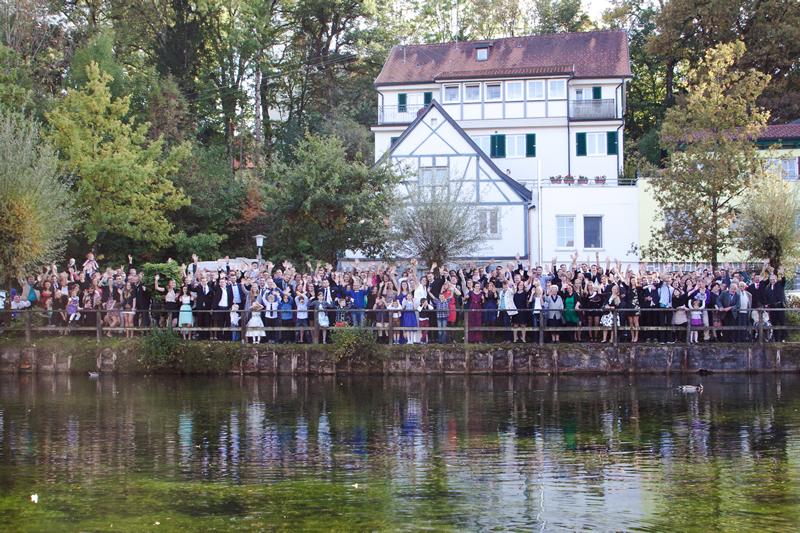 Debbie & Flo Hochzeit Isny Deutschland   (50)